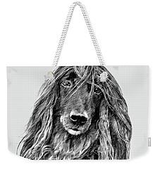 Afghan Hound 3 Weekender Tote Bag