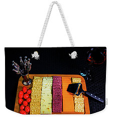 Afternoon Pleasure Weekender Tote Bag