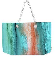 Agate Shore 4 Weekender Tote Bag