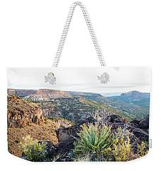 Agave Sunrise Weekender Tote Bag
