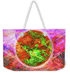 Agony And Ecstasy Weekender Tote Bag
