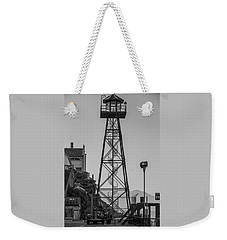 Alcatraz Light House Weekender Tote Bag