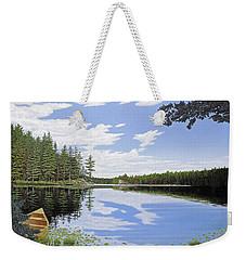 Algonquin Portage Weekender Tote Bag