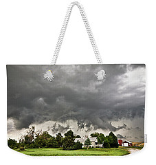Alive Sky In Wyoming 2 Weekender Tote Bag