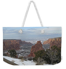 All About The Depth Weekender Tote Bag