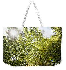 Alpine Sunlight In The Rockies Weekender Tote Bag