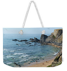 Amalia Beach From Cliffs Weekender Tote Bag