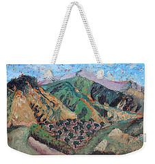 Amanda's Canigou Weekender Tote Bag