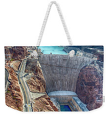 Amazing Hoover Dam Weekender Tote Bag
