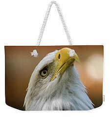 Weekender Tote Bag featuring the photograph Amazing - Wildlife Art by Jordan Blackstone