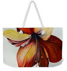 Amerylis/amaryllis  Weekender Tote Bag