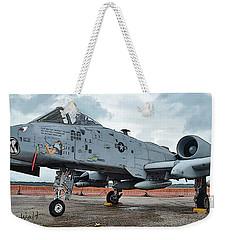 Amy's Warthog Weekender Tote Bag
