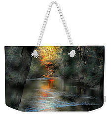 And Autumn Comes  Weekender Tote Bag