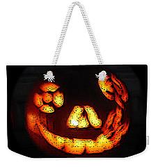 Andy's Jack O Lantern Weekender Tote Bag