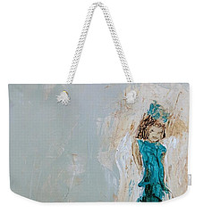 Angel Child Weekender Tote Bag