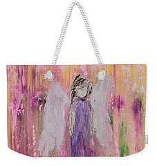 Angel In  Paradise Weekender Tote Bag