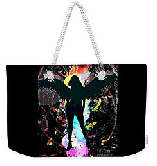 Angel Weekender Tote Bag