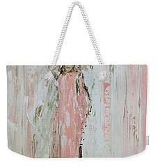 Angels In Pink Weekender Tote Bag