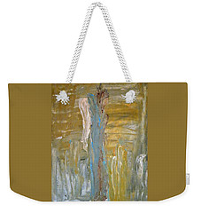 Angels In Prayer Weekender Tote Bag