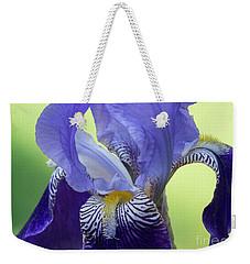 Angie's Iris Weekender Tote Bag