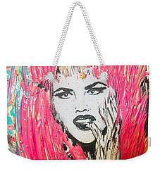 Anna Nicole Weekender Tote Bag