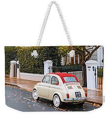Annie Weekender Tote Bag