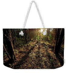 Appalachia Morning Weekender Tote Bag
