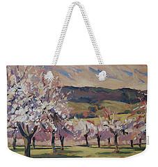 Apple Blossom Geuldal Weekender Tote Bag