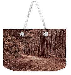 Around The Corner Weekender Tote Bag