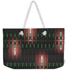 Art Deco Design 14 Weekender Tote Bag