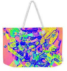 Art Of A Tailor Weekender Tote Bag