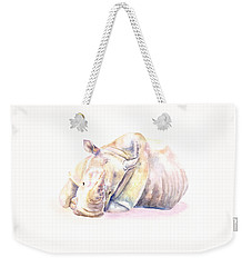 Rhino Two Weekender Tote Bag