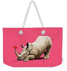 Horny Colour Weekender Tote Bag
