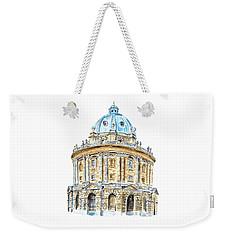 Radcliffe Camera Weekender Tote Bag