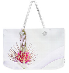 The Heart Of A Magnolia Weekender Tote Bag