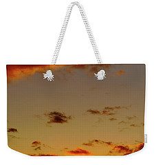 As The Sun Touches Weekender Tote Bag