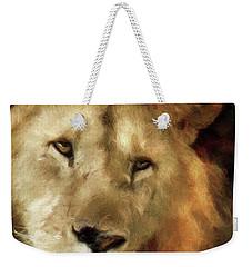 Aslan Weekender Tote Bag