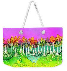 Aspen Sunset Weekender Tote Bag