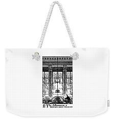 Athenaeum Reading Room Weekender Tote Bag