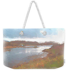 Atlantic View Weekender Tote Bag