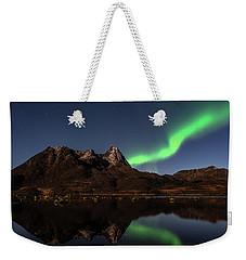 Aurora Reflexions Weekender Tote Bag