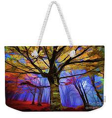 Autumn A18-120 Weekender Tote Bag
