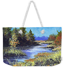 Autumn Brook Skech Weekender Tote Bag