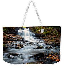 Autumn Days Weekender Tote Bag