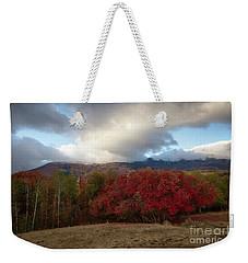 Autumn Foothills Weekender Tote Bag