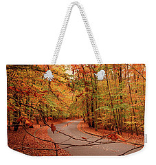 Autumn In Holmdel Park Weekender Tote Bag