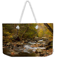 Autumn In Ken Lockwood Gorge Weekender Tote Bag