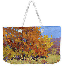 Autumn Treasure Weekender Tote Bag