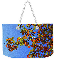 Autumn's Colors Weekender Tote Bag
