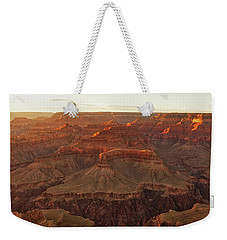 Weekender Tote Bag featuring the photograph Awash With Light by Rick Furmanek